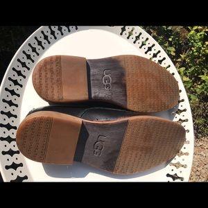 UGG Shoes - UGG men's oxford, black, 9, new